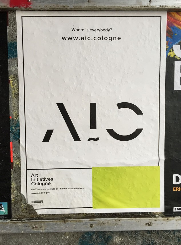 Thumbnail for AIC • Art Initiatives Cologne